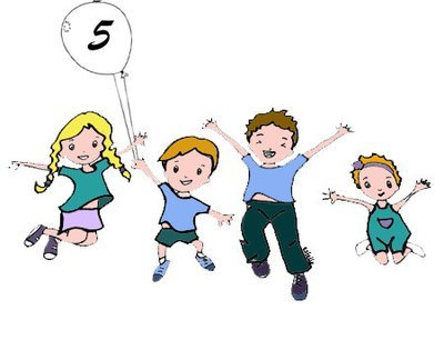 Club Loisir 3 à 5 ans Mercredi matin 8h30 - 12h