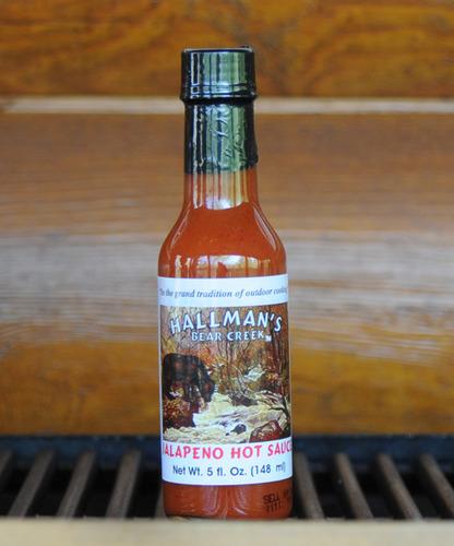 Jalapeno Hot Sauce 5 oz