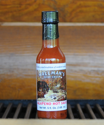 Jalapeno Hot Sauce bundle of 2 bottles