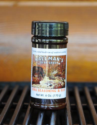 Seasoning & Dry Rub 6 oz