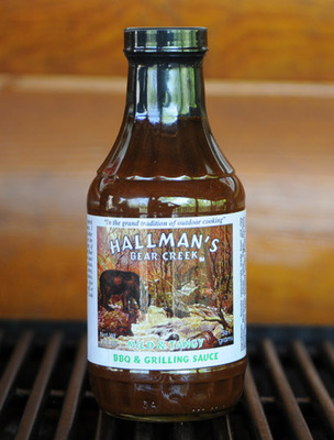 Mild & Tangy BBQ Sauce 19.8 oz