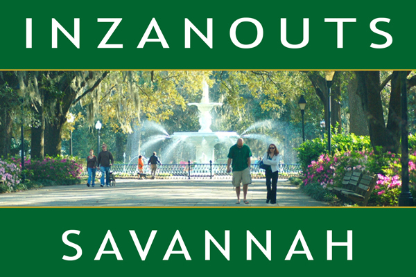 INZANOUTS Savannah, GA (ebook)