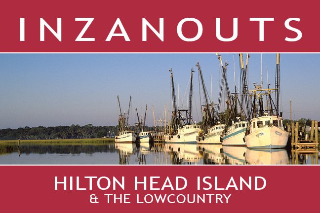INZANOUTS Hilton Head Island & the Lowcountry (Hardcopy - FREE SHIPPING)
