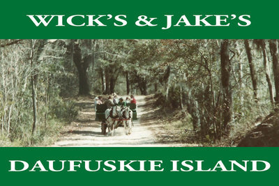 Wick's & Jake's Daufuskie Island (Printable PDF)