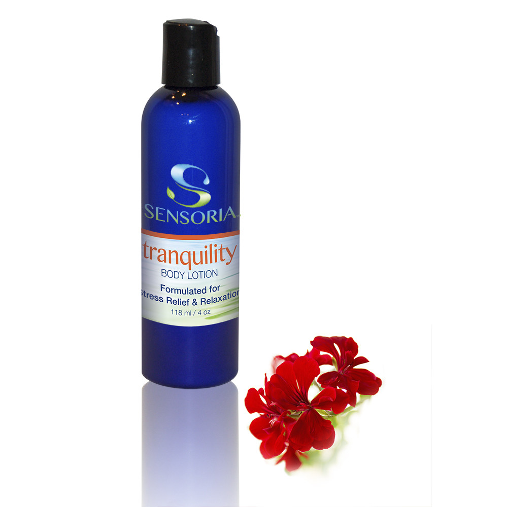 Tranquility Body Lotion for Calm and Relaxation