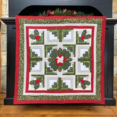 Best Raffle Ever- Holiday Quilt 1 chance