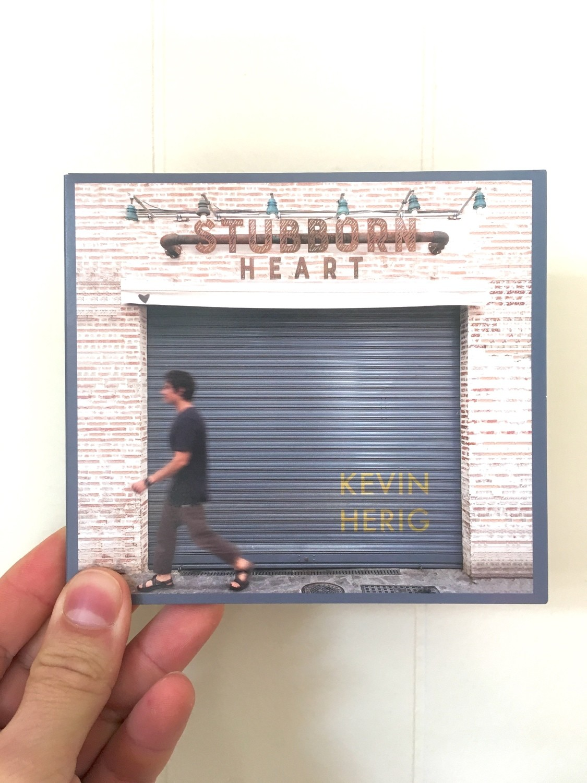 Stubborn Heart CD