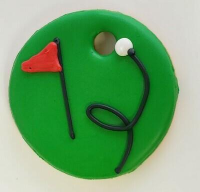 Golf Course Sugar Cookies