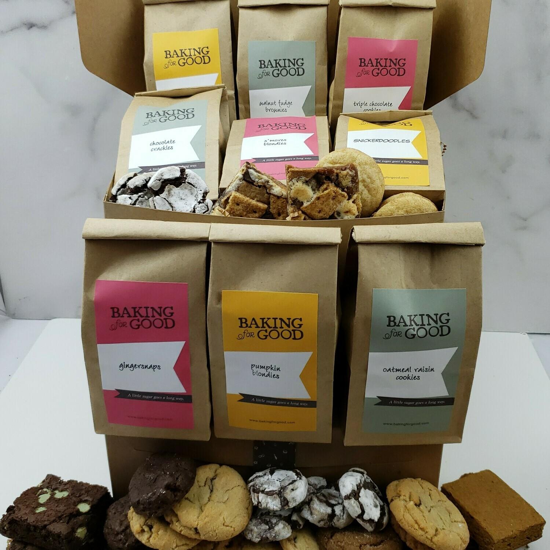 Triple Mixed Sampler Gift Box