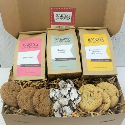 Large Cookie Sampler