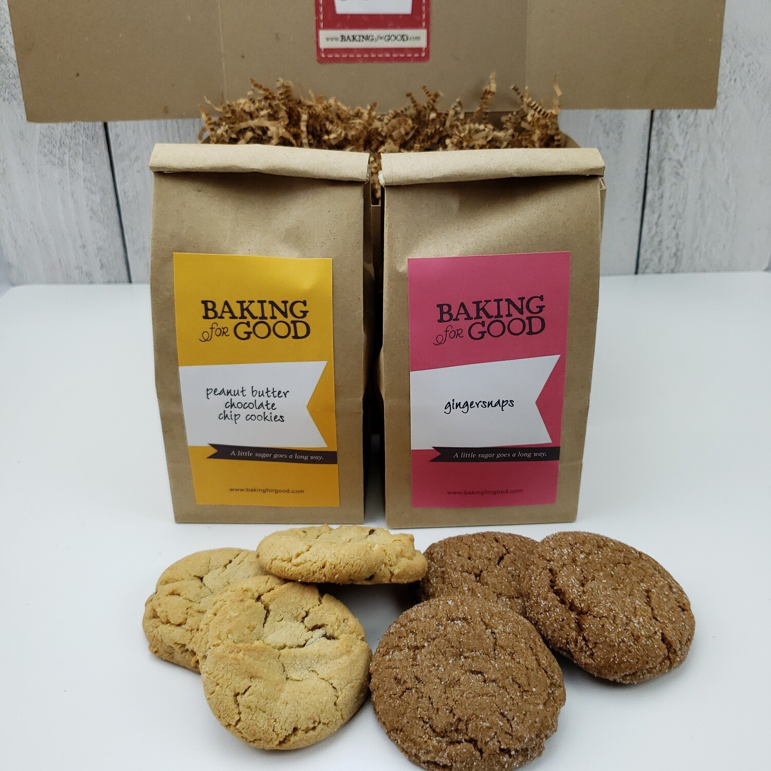 Small Cookie Sampler