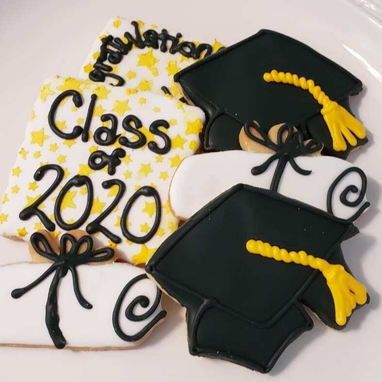 2021 Graduation Cookie Collection