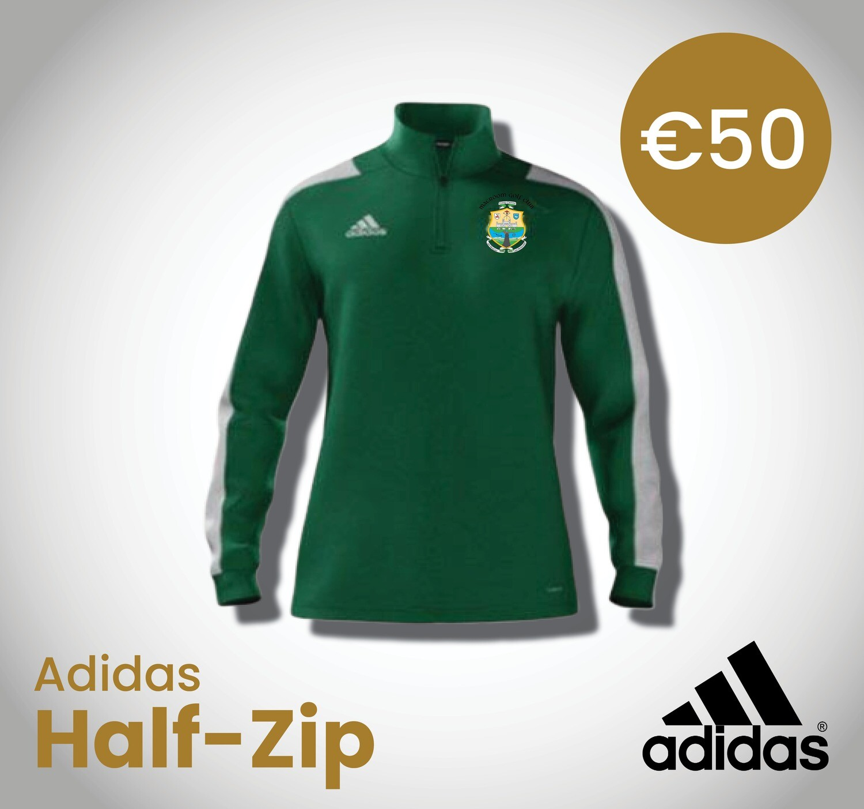 Adidas Half-Zip