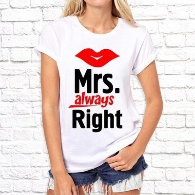 Mrs. always Right жен.