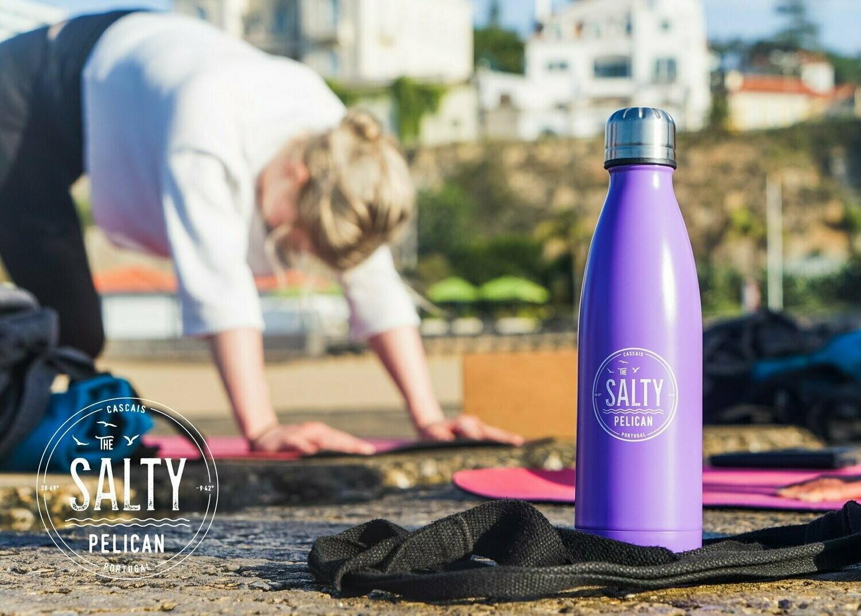 CASCAIS, PORTUGAL: Lavender Reusable Water Bottle