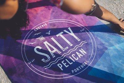 SALTY PELICAN ECO YOGA MAT: VALEO PURPLE