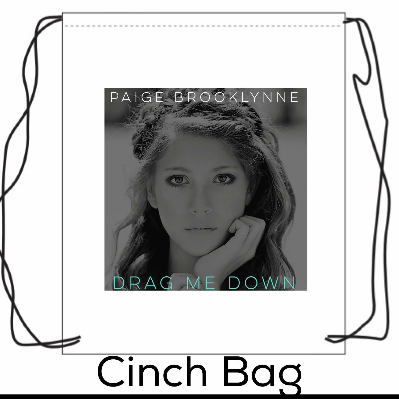 White Cinch Bag