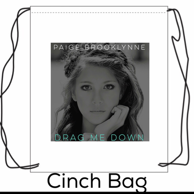 White Cinch Bag