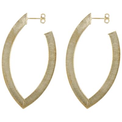 Sheila Fajl Smaller Alba Hoop Earrings
