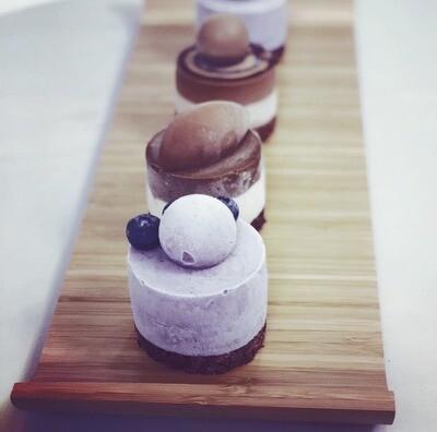 Organic Mini Cakes