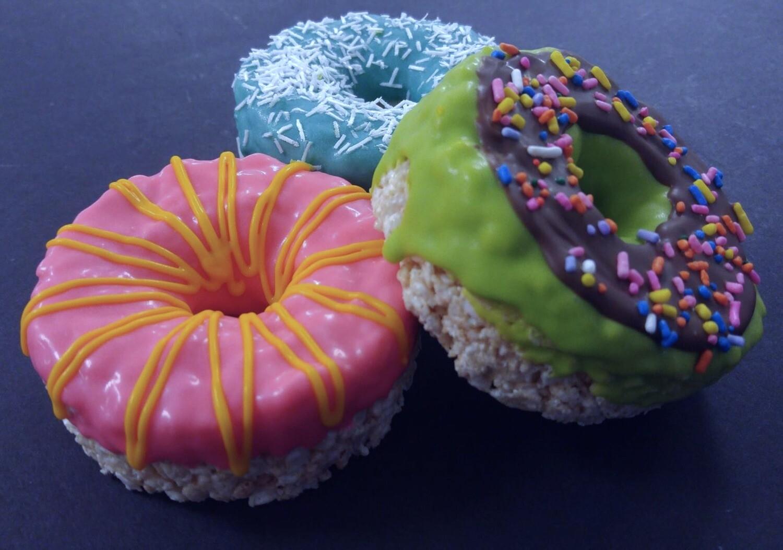 Krispy Treat Donut