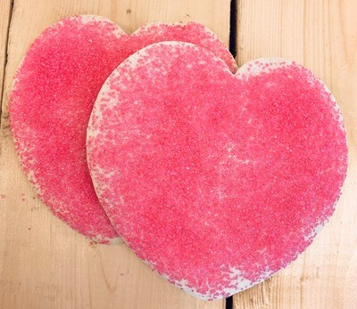 XL Sprinkle Sugar Cookie