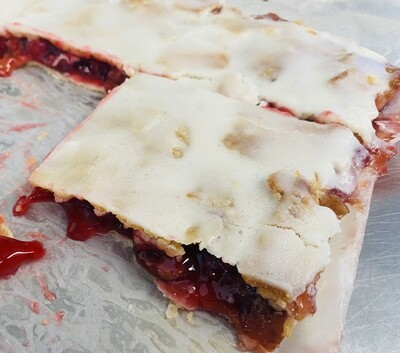 Iced Cherry Slice