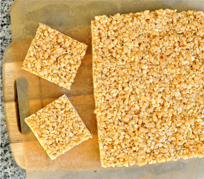 Krispy Treat Squares 2 Pack
