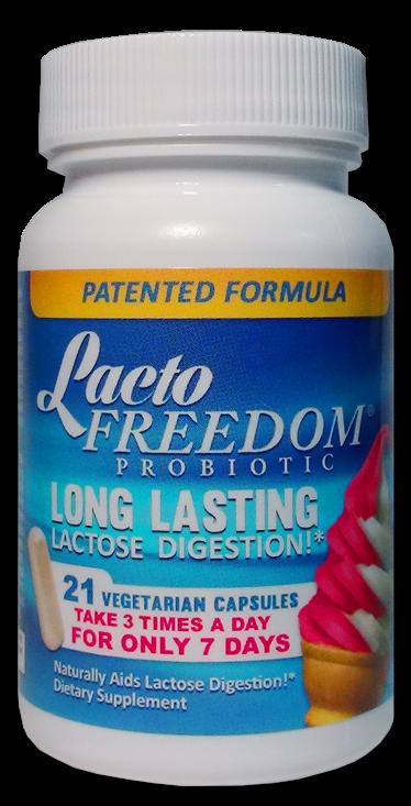 Lacto-Freedom Probiotic