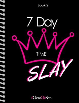 7 Day Slay Journal - Mindset