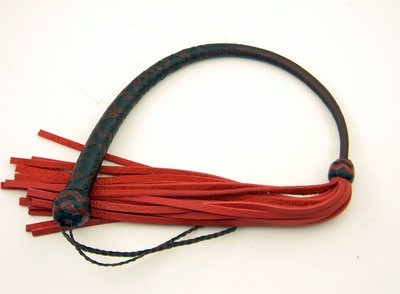 BULL HIDE GALLEY WHIP