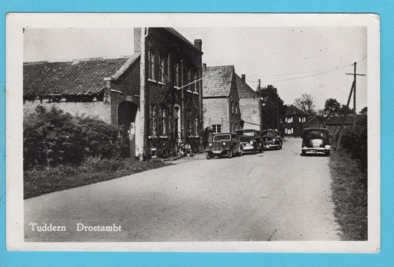 NEDERLAND prentbriefkaart 1949 Drostambt Tudderen Selfkant