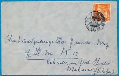 NETHERLANDS EAST INDIES 4 covers relating to Submarine KXI and KXIII