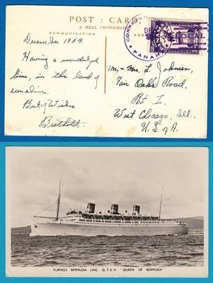 PANAMA PPC 1954