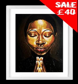 Framed A3 prints Sale