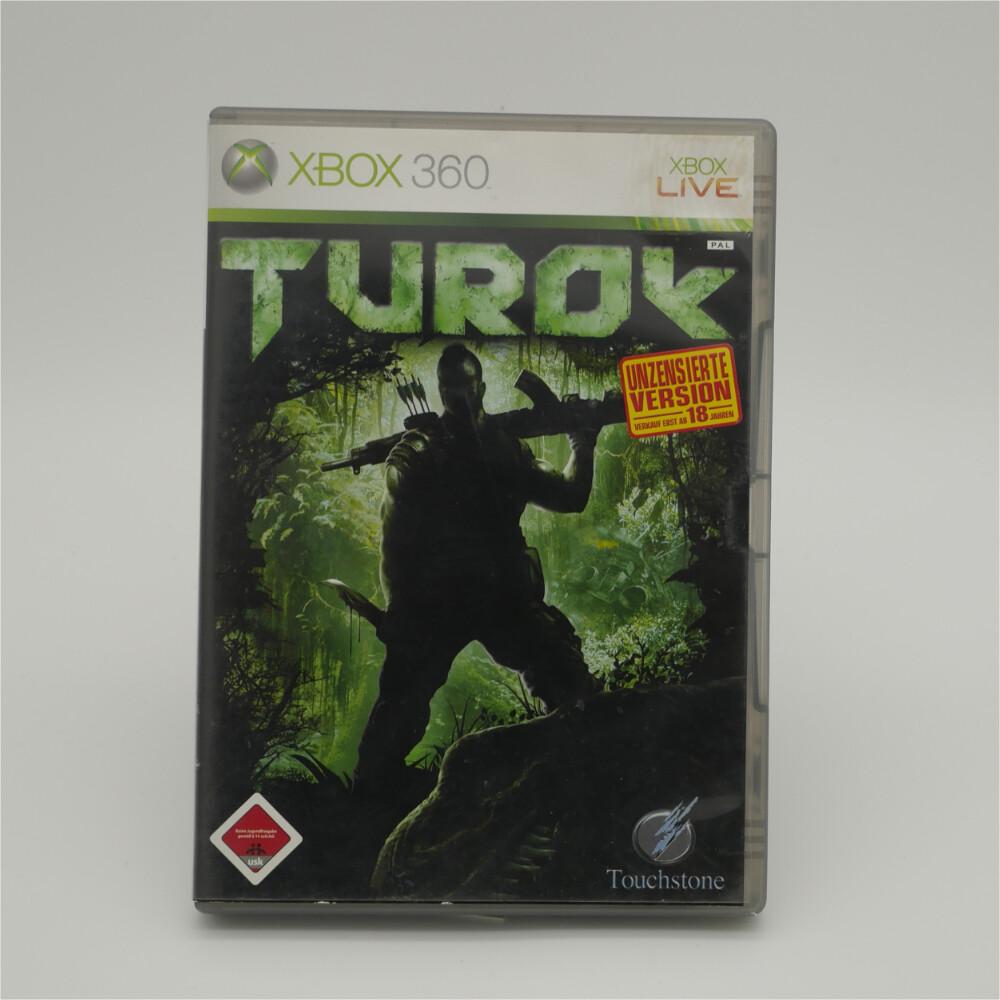 Turok XBOX 360 - Used Item