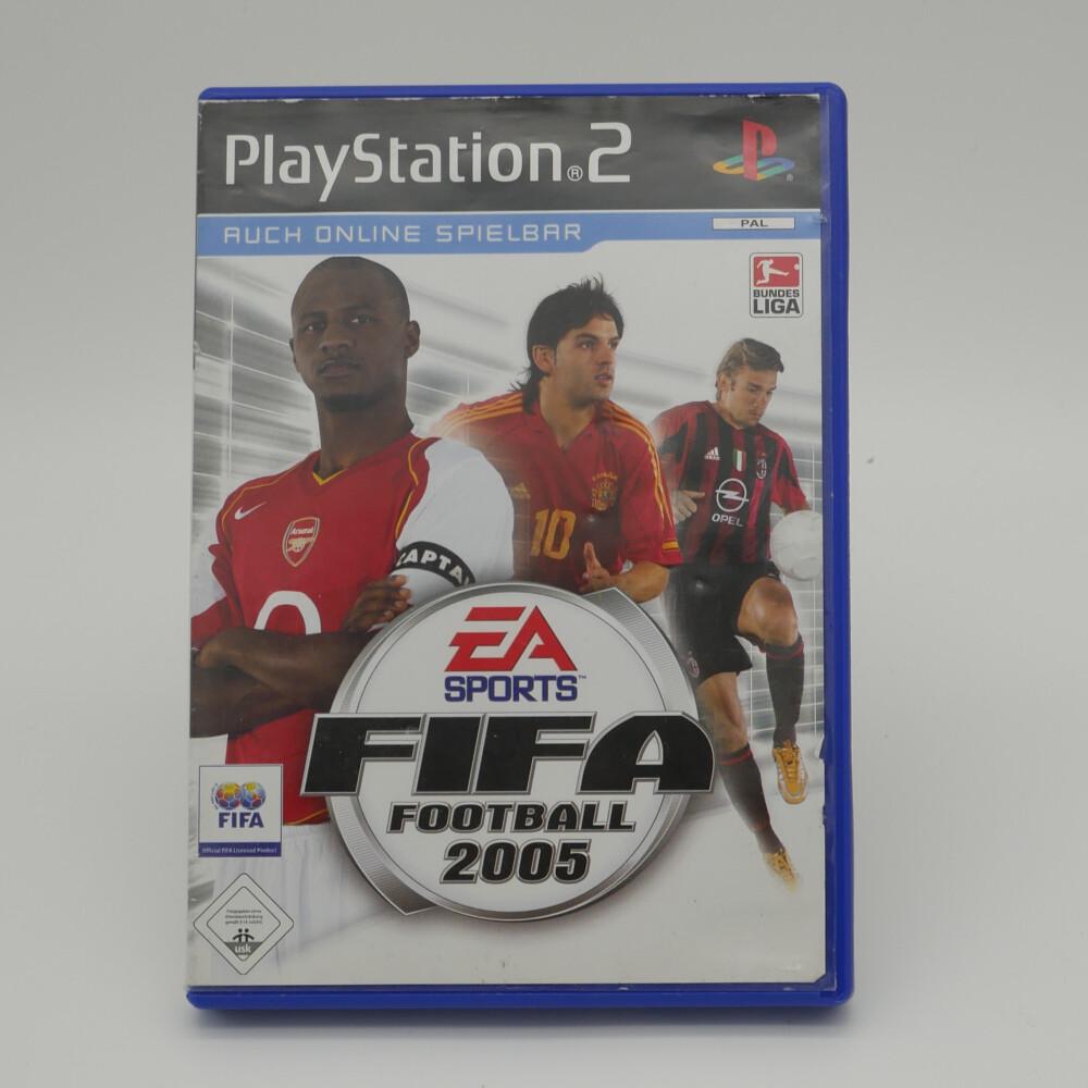 FIFA Football 2005 Playstation 2 - Used Item