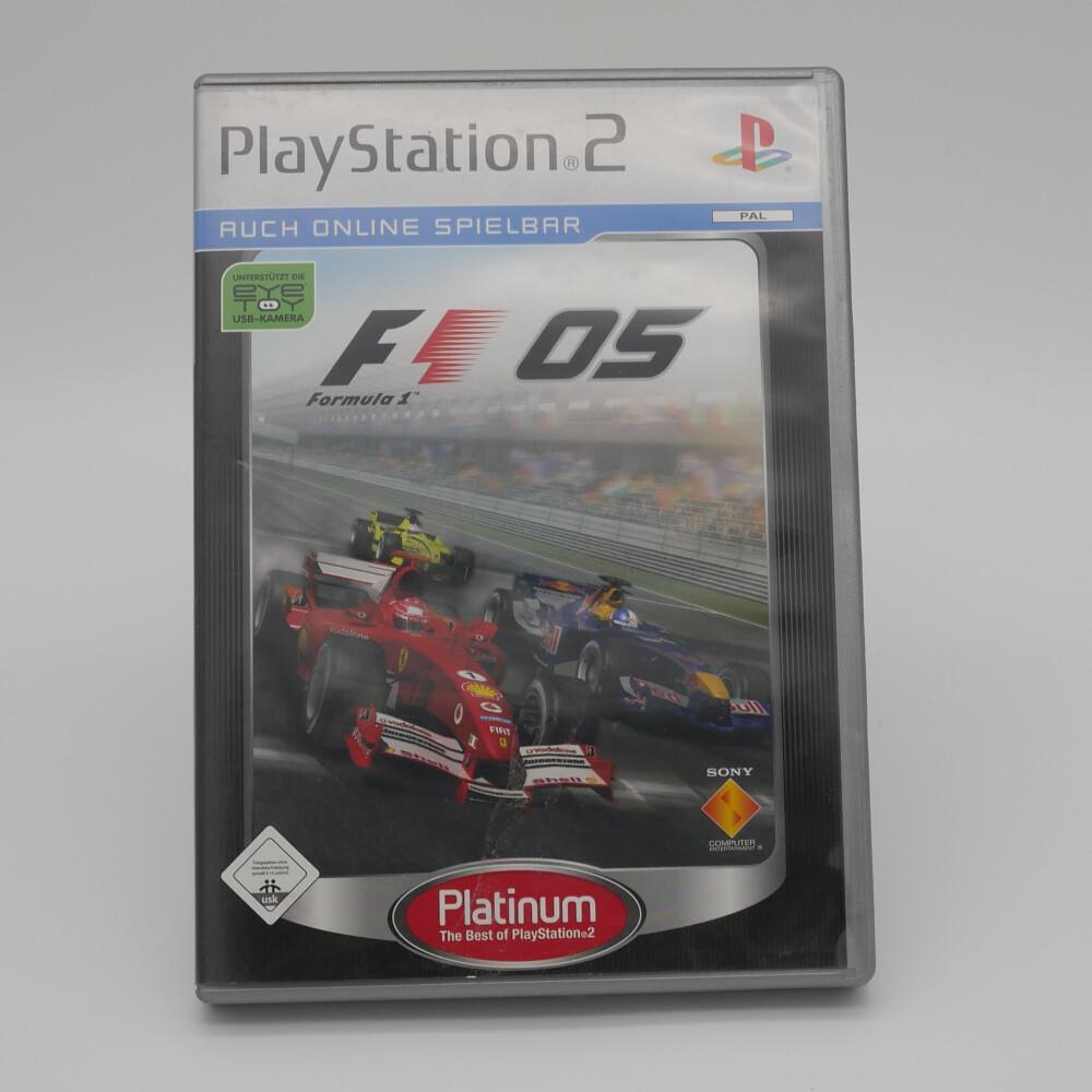 Formular 1 05 Playstation 2