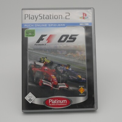 Formular 1 05 Playstation 2 - Used Item