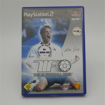 FIFA Football 2003 - Used Item