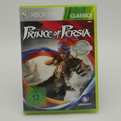 Prince of Persia XBox 360 - Used Item