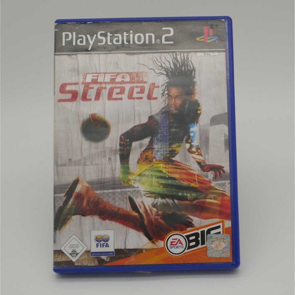 FIFA Street Playstation 2