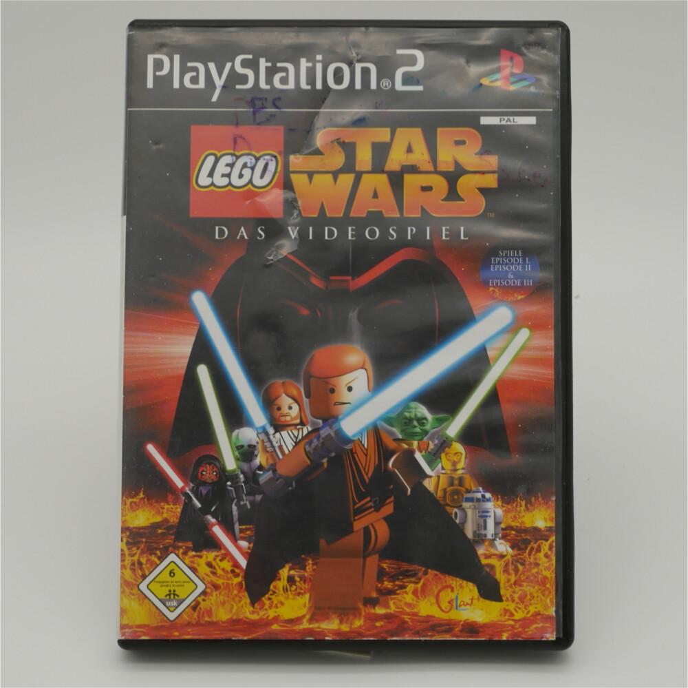 Lego Star Wars Das Videospiel Playstation 2