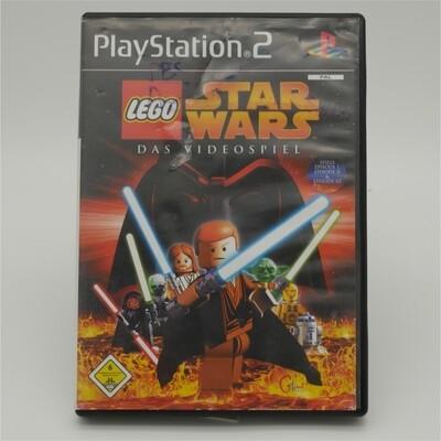 Lego Star Wars Das Videospiel Playstation 2 - Used Item