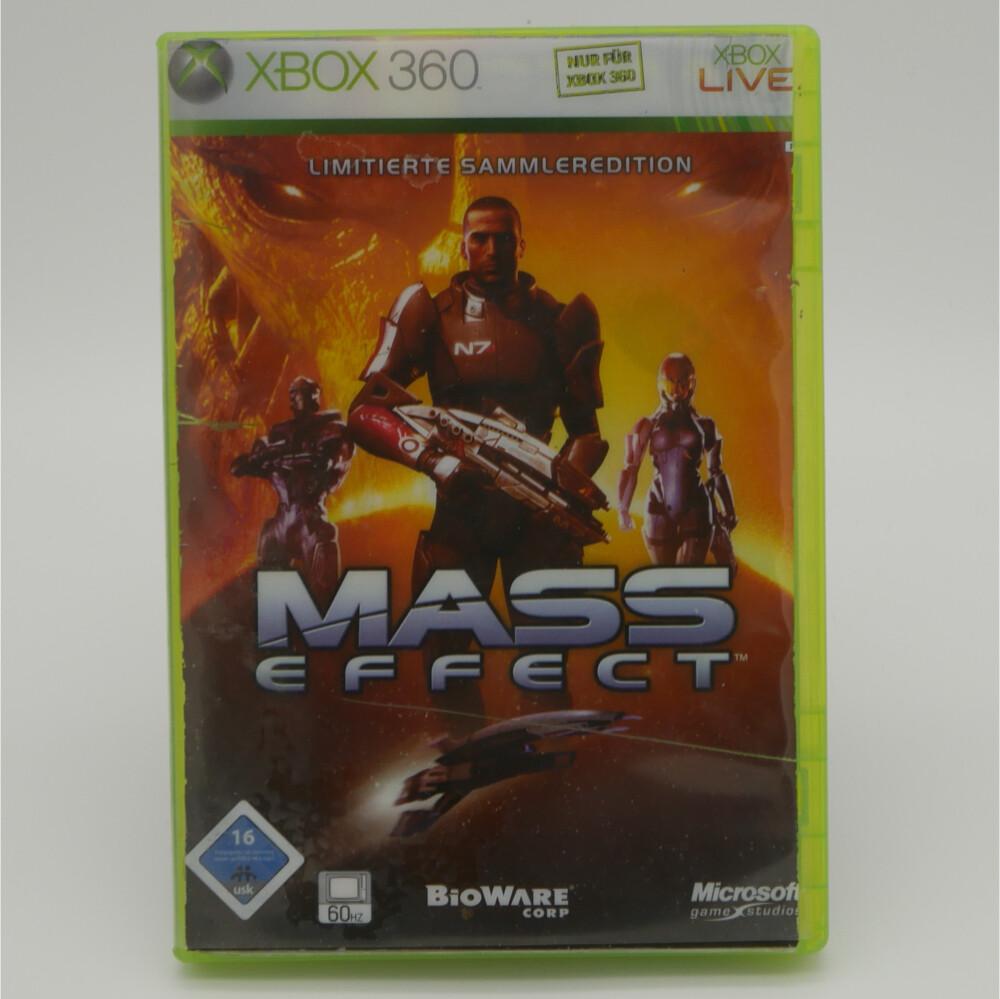 Mass Effect XBox 360 - Used Item