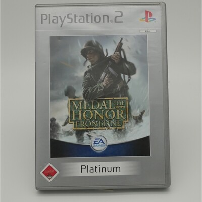 Medal of Honor Playstation 2 - Used Item