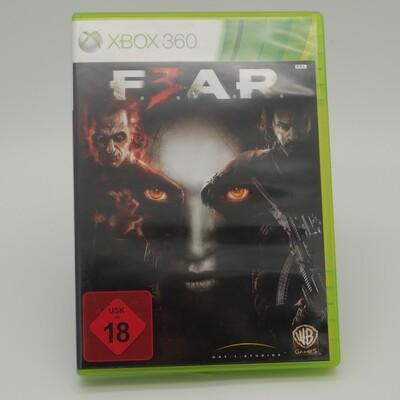 Fear 3 Xbox 360 - Used Item