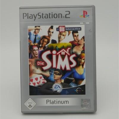Die Sims Platinum Playstation 2 - Used Item
