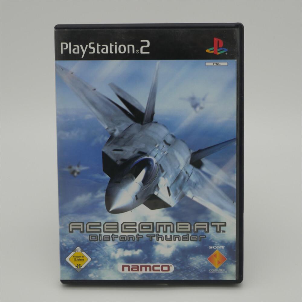 Acecombat Distant Thunder Playtation 2 - Gebrauchtartikel
