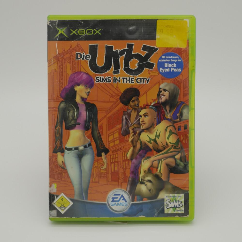 Die Urbz - Die Sims in the City XBox 360 - Used Item